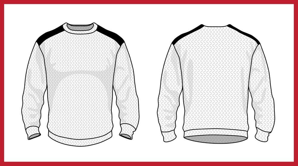 свитер (схема)