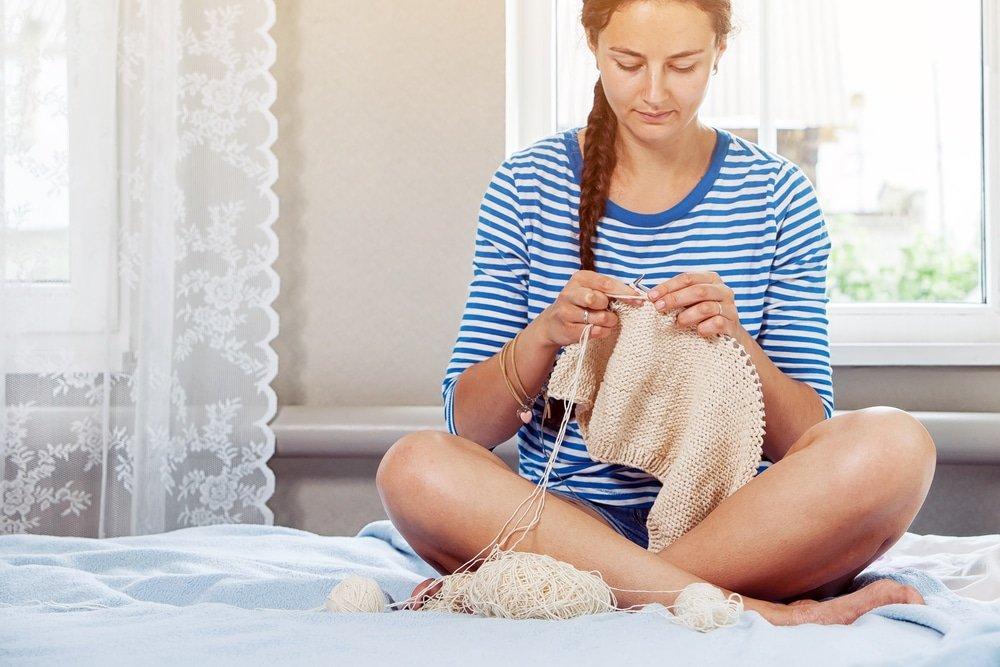 Особенности вязания безрукавок