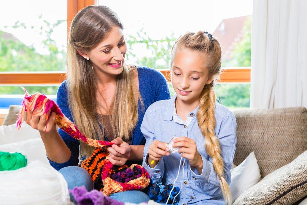 Особенности вязания в стиле фриформ
